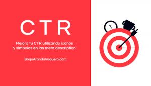 que es el CTR