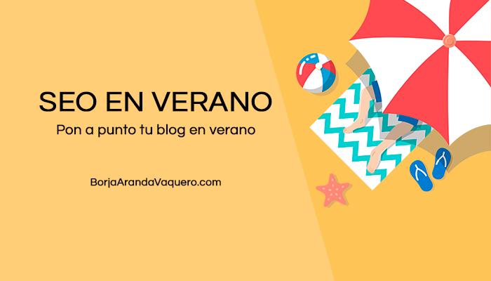 seo para tu blog en verano