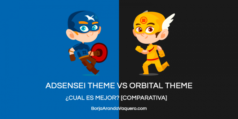 adsensesi theme vs orbital theme