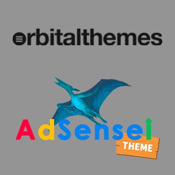 adsensei theme vs orbital theme