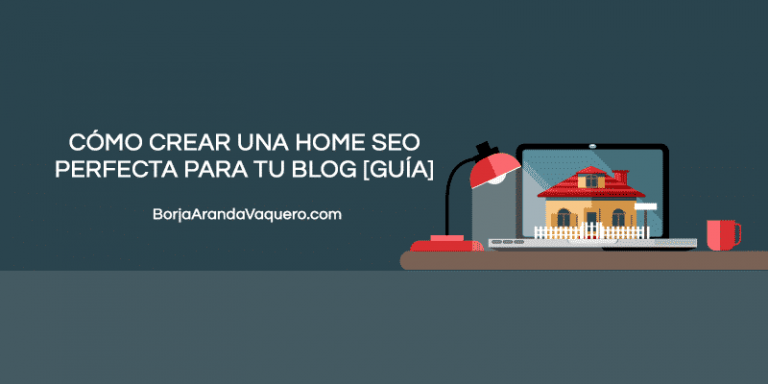 home seo perfecta en blogs