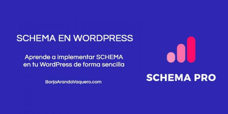 schema en wordpress plugin wp schema pro