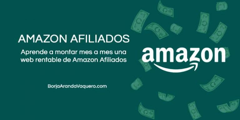 web rentable de amazon afiliados