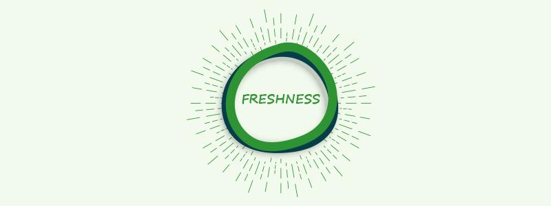 qué es freshness