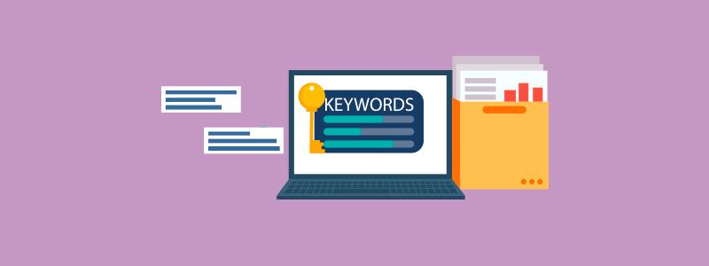 qué es una keyword o palabra clave