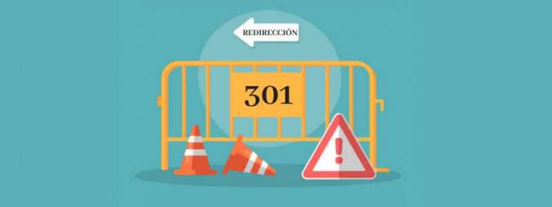 qué es una redireccion 301