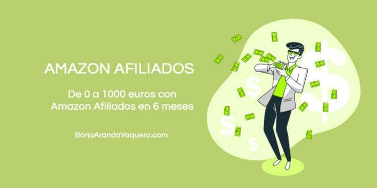 ganar dinero con amazon afiliados