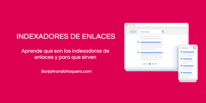 indexadores de enlaces