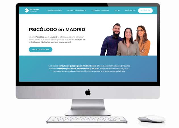 psicólogo en madrid