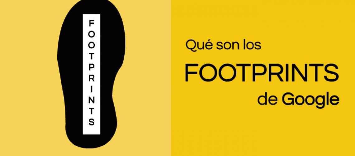 footprints de google